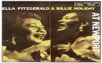 Ella FITZGERALD & Billie HOLIDAY - Newport 1957