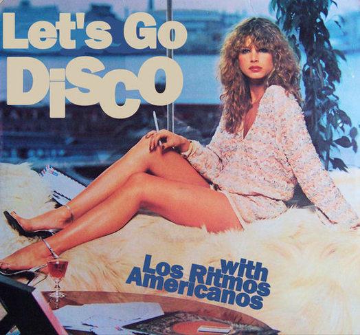 Los Ritmos Americanos - Let's Go Disco !