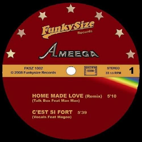 Soirée Funkysize (Funk 80's) avec Ameega en show case gratuit  le 20 septembre à Paris