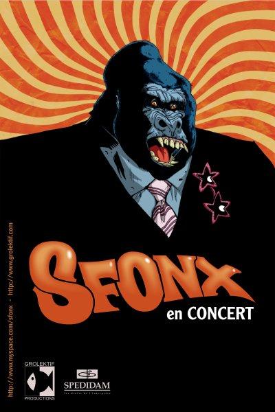 Sfonx - Lyon - Funk/P Funk/Rock