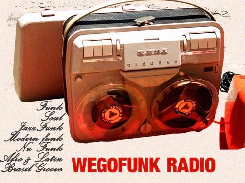 Radio Wegofunk !