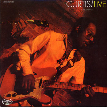 Curtis Mayfield - Live At Bitter End