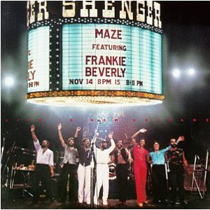 Maze - Live At New Orleans