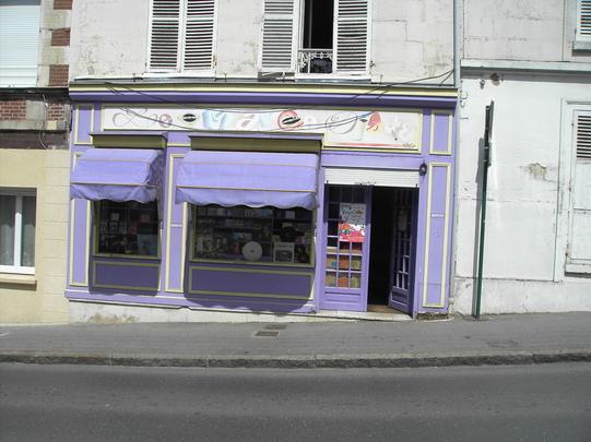 Le Mange Disque à Clermont (Oise)