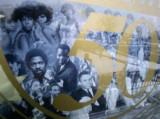 La Motown fête ses 50 ans en 2009