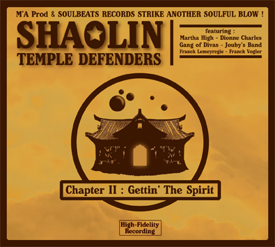 Shaolin Temple Defenders - Chapter II : Gettin' The Spirit