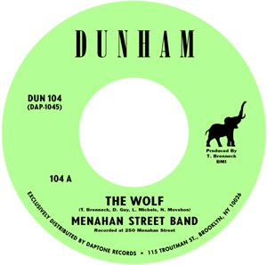 The Menahan Street Band - The Wolf / Bushwick Lullaby