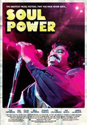 Soul Power, Zaïre 74 !