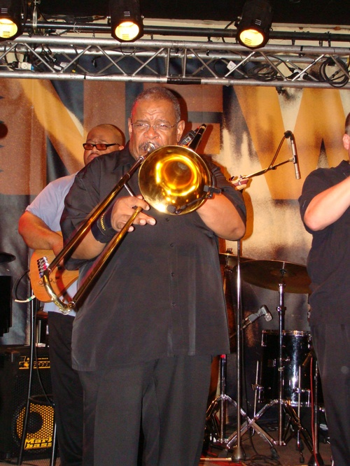 Fred Wesley & The New Jb's - 07.07.09