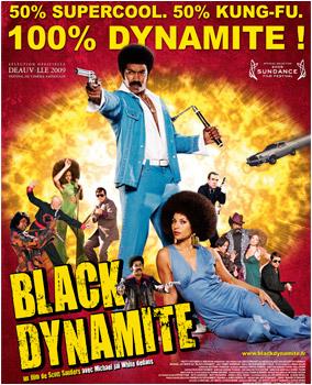 Black Dynamite, un blaxploitation made in 2009