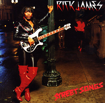 Inédits de Rick James et Marvin Gaye