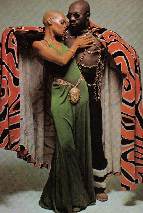 Isaac Hayes : Black Moses