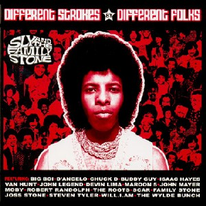 Sly Stone : Different Strokes by Different Folks