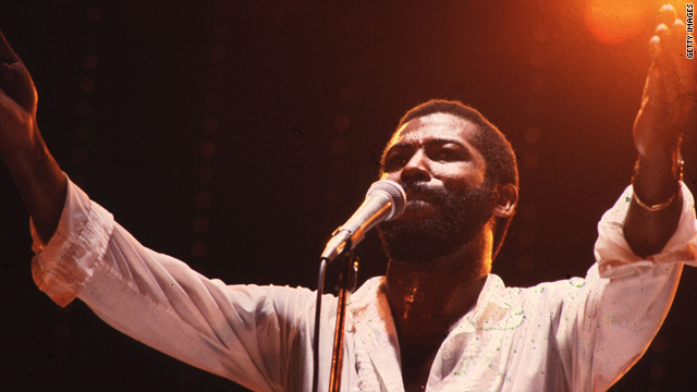 """Teddy Pendergrass : """"Don't Leave Me This Way"""""""