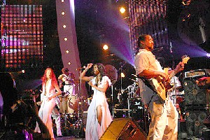 Nile Rodgers & CHIC live at Montreux 2004