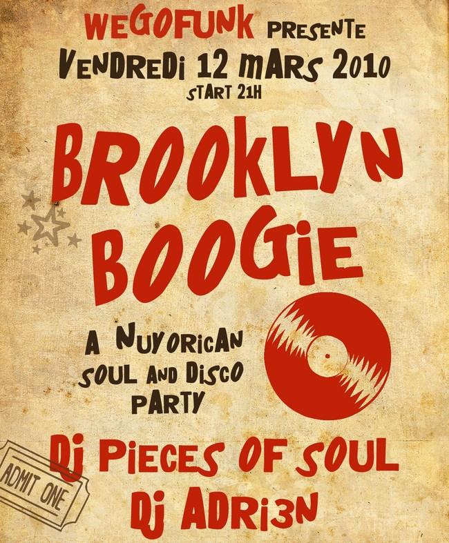 Wegofunk fait son show à Paris en 2010