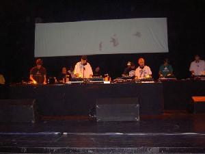 Grazzhoppa's DJ Bigband