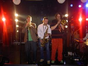 Jaguar live à De Warande/Belgique  (TURNHOUT/23 AVRIL 2005)