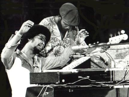 Herbie Hancock et Paul Jackson, Berlin, 1974