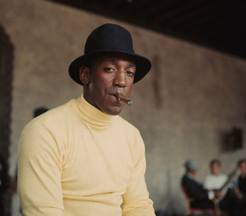 Bill Cosby : musique et comédie