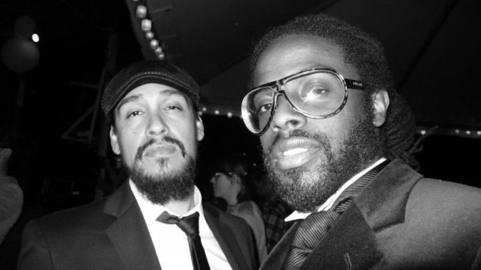 Chris E Garcia & Adrian Younge