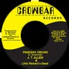 JT Allen - Freeway Crowd / Working hard