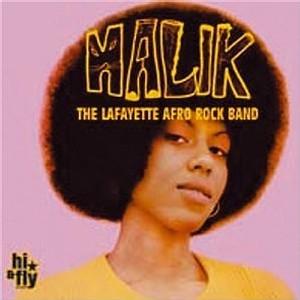 The Lafayette Afro Rock Band - Malik