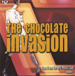 Prince - The Chocolate Invasion
