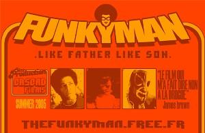 Funkyman - Un court métrage à aller voir !!