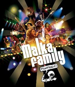 Malka Family - P Funkologie