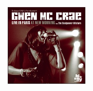 Gwen Mc Crae - Live In Paris