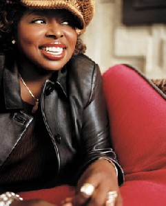 Angie Stone : Black Sista! Strong Sister!