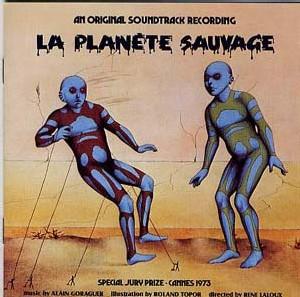 René Laloux - 'La planète sauvage' - B.O.par Alain Goraguer