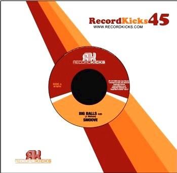 Frank Popp Ensemble - Leave me alone / Big Boss Man - The Hawk
