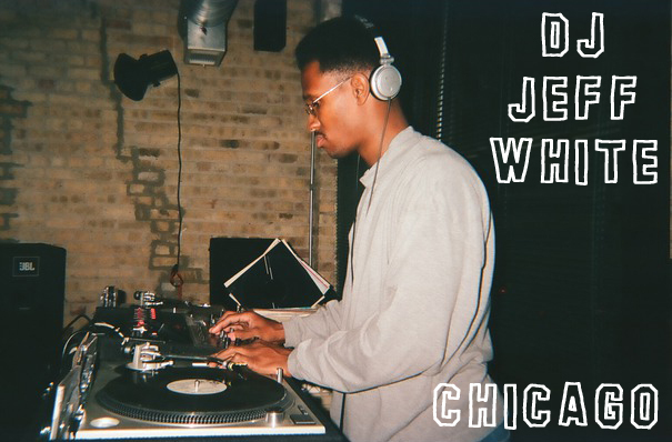 Listen To The Mix : Black and White Mix by Jeff White (Chicago)