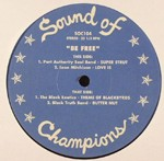 Sound of Champions vol.4 - Be free