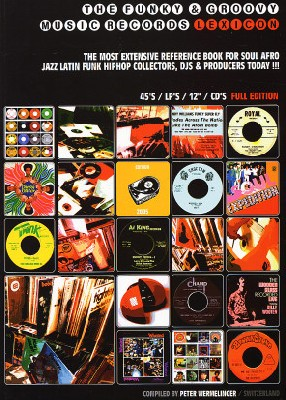 Funk lexicon : Funky & Groovy Music Records Lexicon