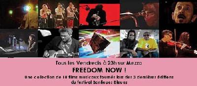FREEDOM NOW !