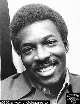 Wilson Pickett en 1968 © Chris Walker
