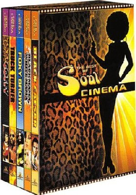 Coffret Blaxploitation Best Of Soul Cinema : Black Mama, White Mama / Black Caesar / Foxy Brown / Coffy / Truck Turner - Édition 5 DVD
