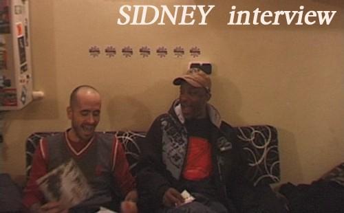 Interview - Sidney et son actualité !