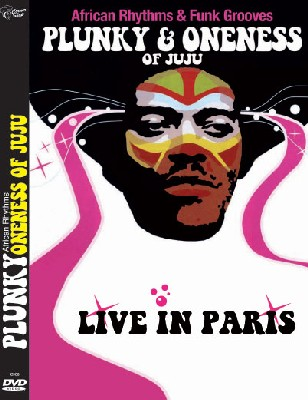 Plunky & Oneness - Live in Paris