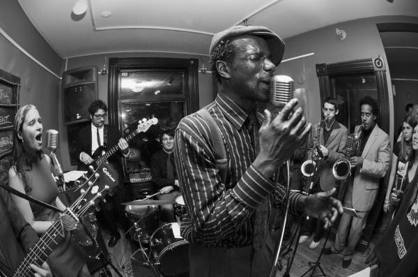 Interview - Pierre Chrétien (Slim Moore & The Mar-Kays / Souljazz Orchestra)