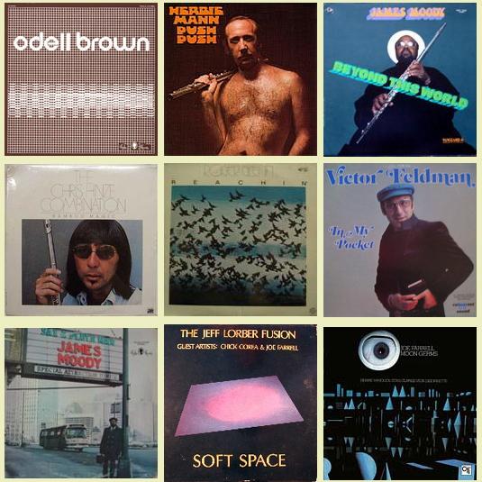 Playlist Instrumental Funk : Fender Rhodes & Flûte