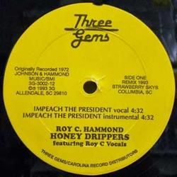 The Honey Drippers - Roy C's Theme Song