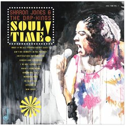 Sharon Jones & The Dap-Kings - Soul Time !