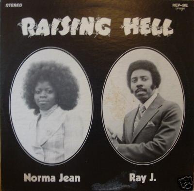 Ray J & Norma Jean - Raising Hell