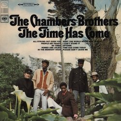 The Chambers Brothers - So Tired
