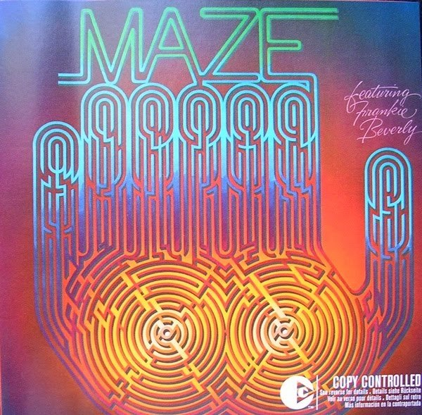Maze Featuring Frankie Beverly - Color Blind