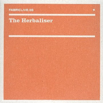 Fabric Live 26 - The Herbaliser